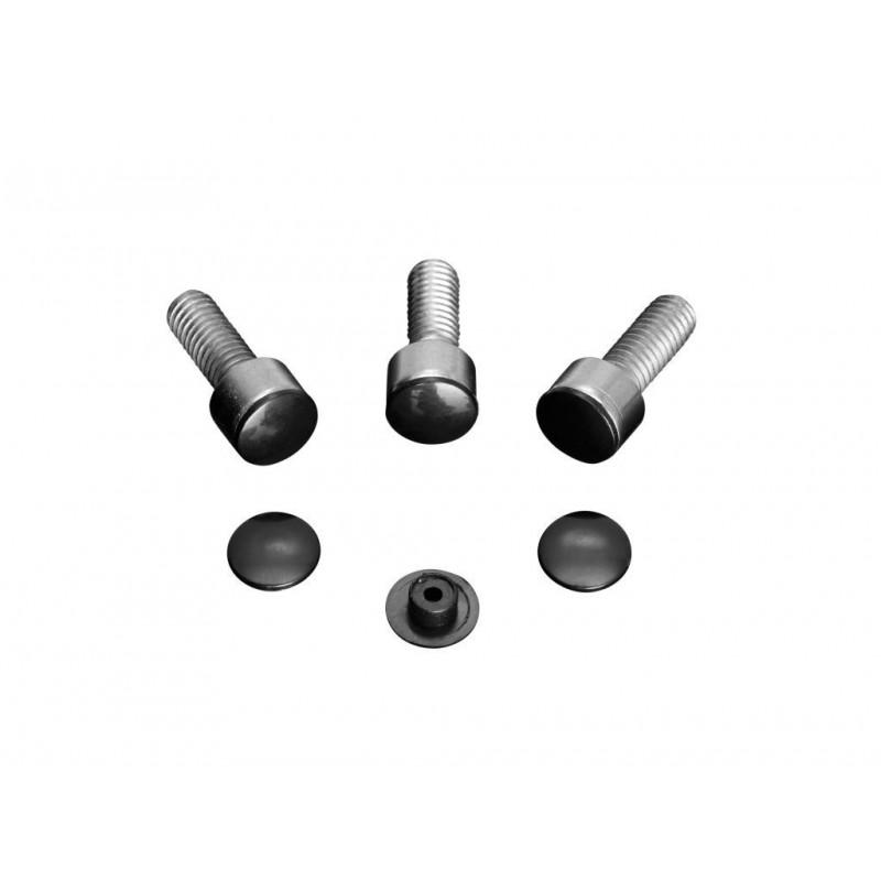 Czarne nakładki na śruby M10 / HH 03-3102