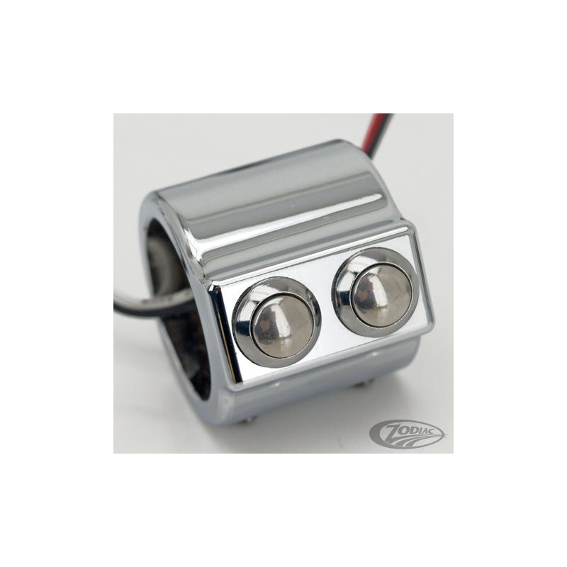 Podwójny przełącznik na kierownicę /  ZD 371032