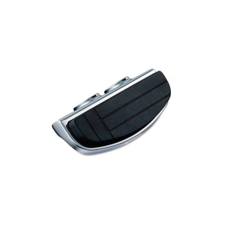 Chromowana podpiętka dla kierowcy Heel Boss / KY-4065