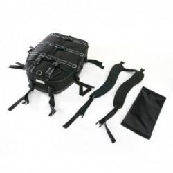 Duża torba turystyczna na bagażnik Moose - elementy zestawu