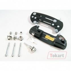 Mechanizm mocowania TOKART krótki 265 mm