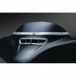 Chromowany akcent na owiewkę motocykla Harley Davidson / KY-2631