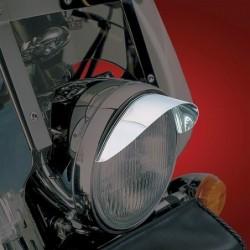 Chromowany daszek na lampę...