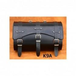 Kufer motocyklowy gładki / SA-K9A