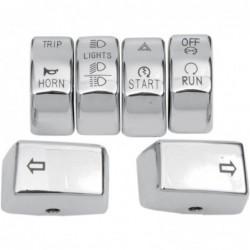 Chromowane przełączniki do...