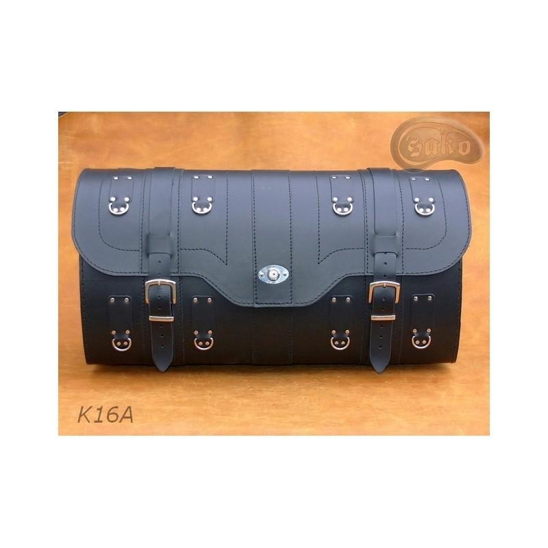 Duży centralny kufer motocyklowy z zamkiem / SA-K16A