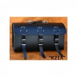 Kufer centralny z 3 klamrami gładki / SA-K21A