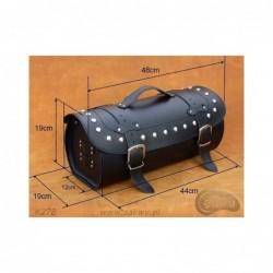 Motocyklowa rolka bagażowa / SA-K27A - wymiary