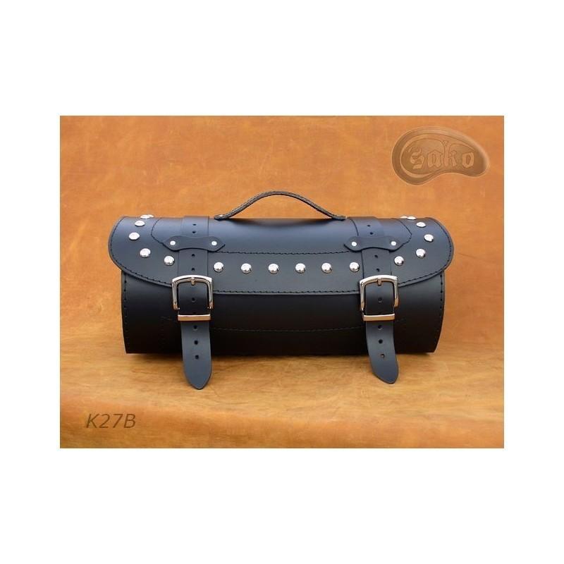 Motocyklowa rolka bagażowa z ćwiekami / SA-K27B