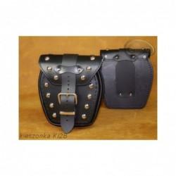 Kieszonki boczne do kufrów - ćwiekowane / SA-Ki2B