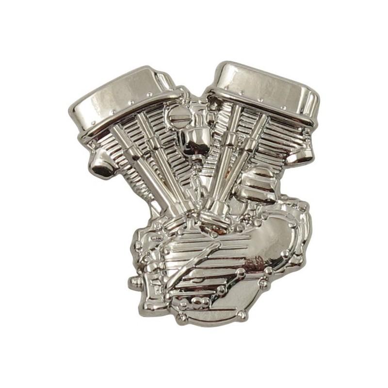 Harley Davidson Panhead - przypinka motocyklowa / TOR 8099476