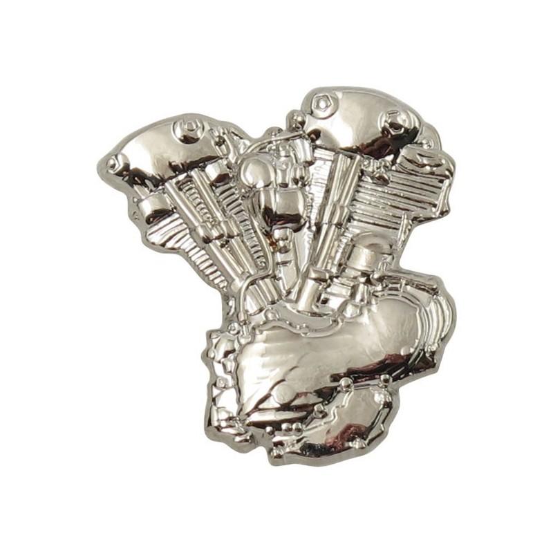 Harley Davidson Knucklehead - przypinka motocyklowa / TOR 8099517