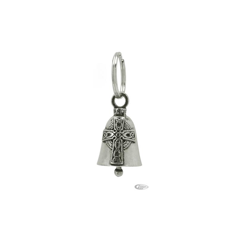 Dzwoneczek motocyklowy Guardian Bell - Brelok Krzyż celtycki  / ZD 747167