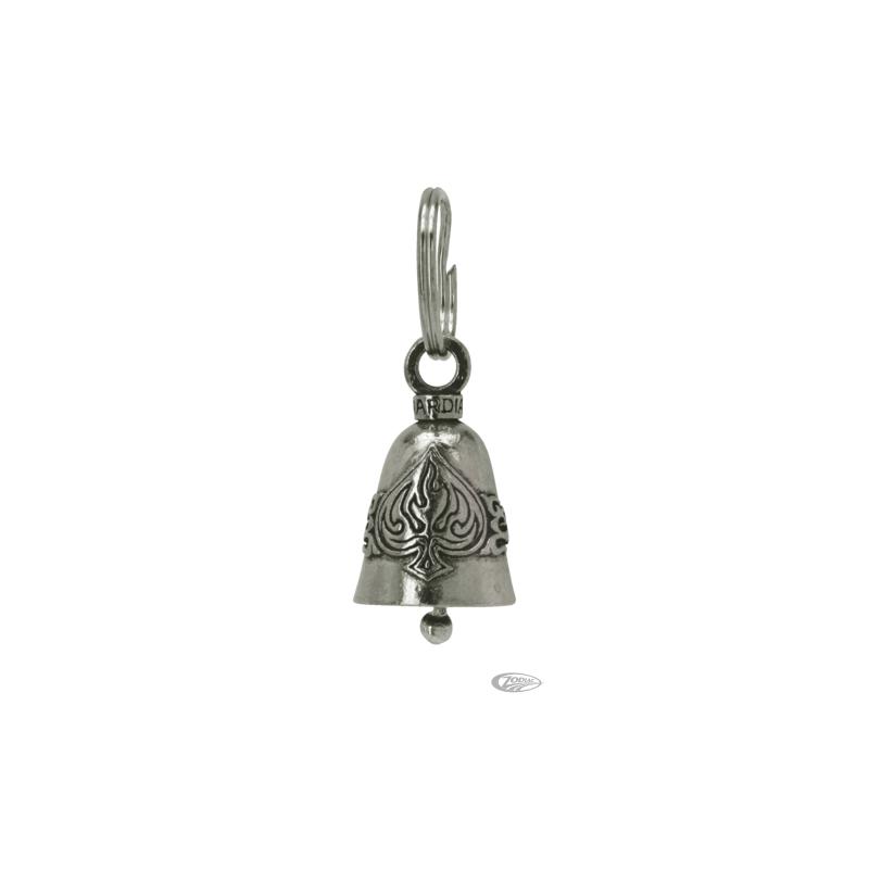 Dzwoneczek motocyklowy Guardian Bell - Brelok Tribal Spade / ZD 747186