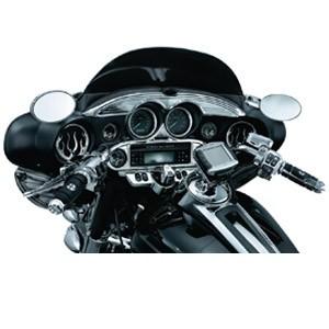 Kokpit i zegary - wyposażenie dodatkowe do owiewek motocyklowych