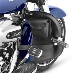 Torby na gmole i owiewki do motocykli - skórzane i tekstylne