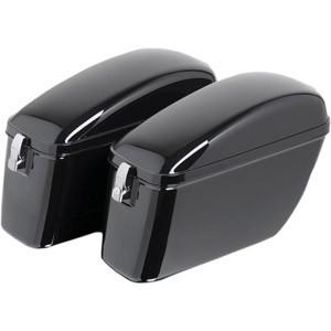 Motocyklowe kufry boczne z tworzywa lub aluminium - różne typy