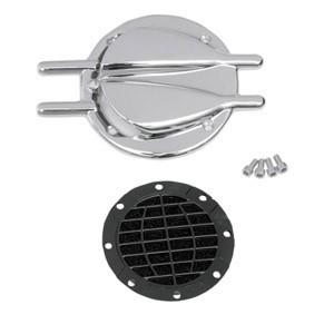 Dodatkowe elementy wyposażenia motocyklowego filtra powietrza