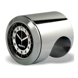 Zegarki i termometry motocyklowe na różne średnice kierownic.