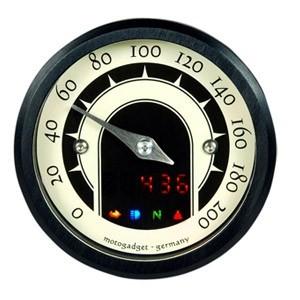 Customowe akcesoryjne prędkościomierze do Twojego motocyklowa.