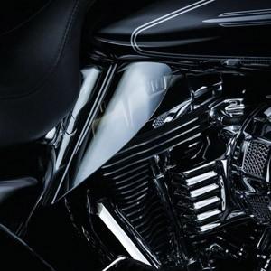 Deflektory silnika, osłony termiczne do motocykli Harley-Davidson