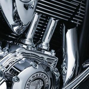 Nakładki na cylindry w motocyklu