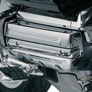 Pokrywy zaworów w motocyklu - dodaj chromu lub czerni swojej maszynie