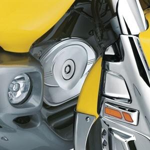 Pokrywy rozrządu do motocykli - dodaj jeszcze więcej chromu!