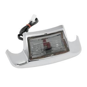 Lampy na błotniki motocykla - popraw swoją widoczność.