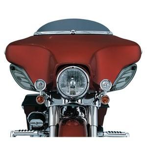Motocyklowe deflektory montowane do owiewek