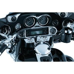 Nakładki, osłony i ozdoby wewnętrznej części owiewki motocyklowej