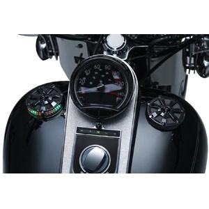 Nakładki, osłony i ozdoby zbiornika paliwa w motocyklu