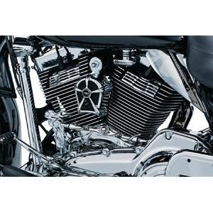 Nakładki, osłony i ozdoby silnika w motocyklu