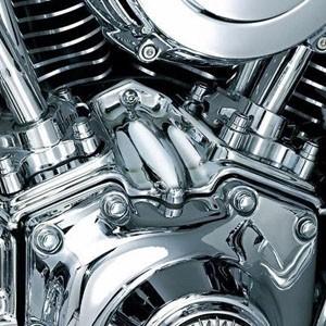 Nakładki na popychacze w silniku motocyklowym