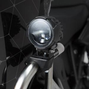 Oświetlenie dodatkowe LED do motocykli, halogeny oraz lampy przeciwmgielne