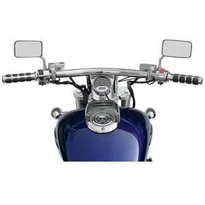 Kierownice motocyklowe, manetki, lusterka, dźwignie sprzęgła i hamulca