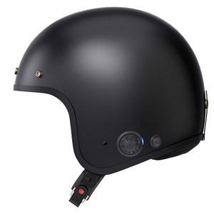 Motocyklowe kaski otwarte typu Jet - poczuj wiatr w twarz!