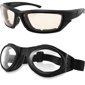 Motocyklowe gogle i okulary - różne style i marki. Zobacz więcej!