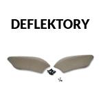 Deflektory do owiewek Batwing